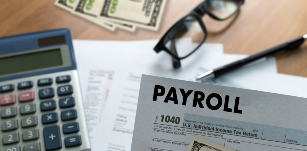 Payroll tip outs
